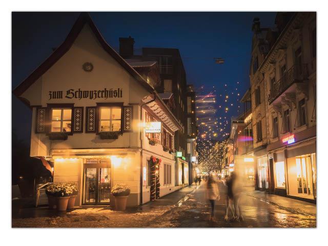 Postkarte Baden Nr. 6