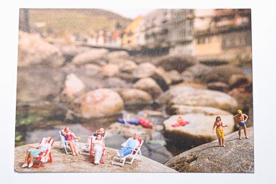 Postkarte Limmatquelle